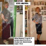 Людмила -8,5 кг, -30см