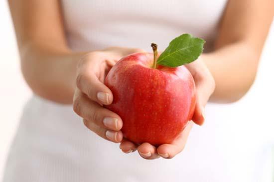 Яблоко против склероза