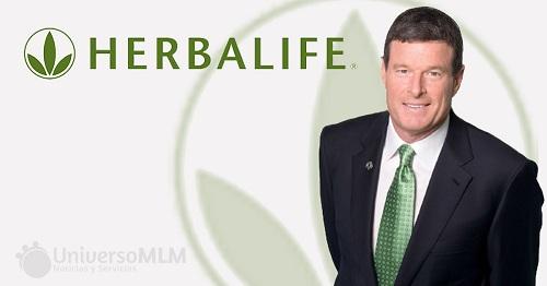 Майкл Джонсон, главный исполнительный директор Herbalife