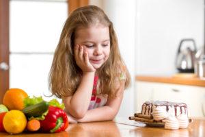 Привычки в питании закладываются в детстве