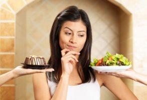 Питаться сбалансировано и правильно